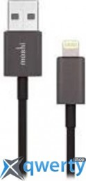 Moshi Lightning to USB Cable Black (1 m) (99MO023006)