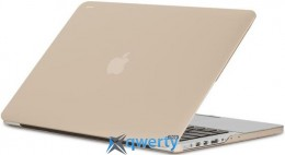 Moshi Ultra Slim Case iGlaze Satin Gold for MacBook Pro 13 Retina (99MO071231)
