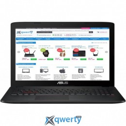 ASUS GL752VW-T4053T 256GB M.2 1TB HDD 16GB