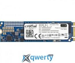 Crucial 275GB 2,5'' SATA SSD MX300 M.2 (CT275MX300SSD)