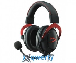 HyperX Cloud II Headset (KHX-HSCP-RD)