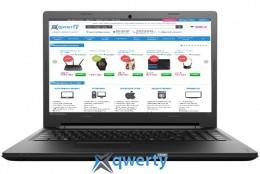 Lenovo IdeaPad 100-15IBD (80QQ0161UA) Black
