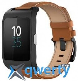 SmartWatch 3 SWR50 коричневая кожа