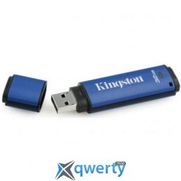 Kingston 32GB USB 3.0 DT Vault Privacy Metal Security (DTVP30/32GB)
