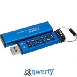 Kingston 64GB USB 3.0 DT 2000 Metal Security (DT2000/64GB)