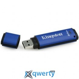 Kingston 64GB USB 3.0 DT Vault Privacy Metal Security (DTVP30/64GB)