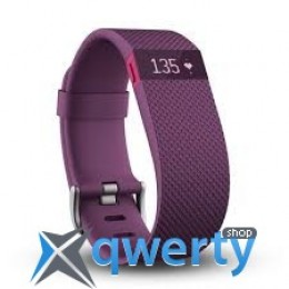 Fitbit Charge HR Large Plum (FB405PML-EU)