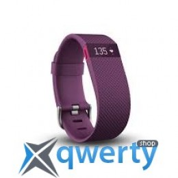 Fitbit Charge HR Small Plum (FB405PMS-EU)