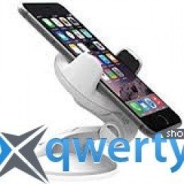 iOttie Easy Flex 3 Car Mount Holder Desk Stand White for iPhone/Smartphone (HLCRIO108WH)