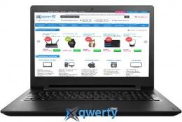Lenovo IdeaPad 110-15IBR (80T7004RRA) Black
