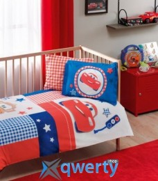 TAC Cars Patchwork Baby Ранфорс