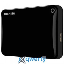 Toshiba Canvio Connect II Black (HDTC820EK3CA) HDD 2.5 USB 2.0TB