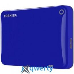 Toshiba Canvio Connect II Blue (HDTC820EL3CA) HDD 2.5 USB 2.0TB