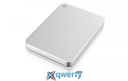 TOSHIBA Canvio Premium Mac Silver (HDTW110ECMAA) HDD 2.5 USB 1.0TB