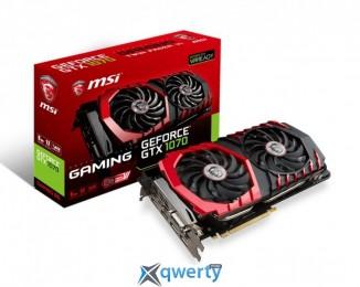 MSI GTX 1070 8Gb GDDR5 Gaming (GTX 1070 GAMING 8G)