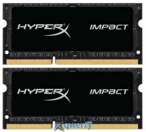 SO-DIMM 2x8GB/2400 DDR4 Kingston HyperX Impact (HX424S14IBK2/16)