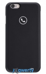 Lunecase Icon Case for iPhone 6/6S Black