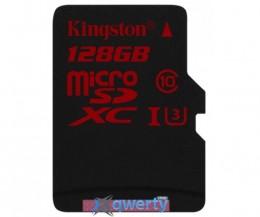 Kingston 128GB microSDXC C10 UHS-I U3 R90/W80MB/s 4K купить в Одессе