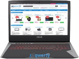 ASUS (G752VM-GC002D) i7-6700HQ/8GB/480 Gb SSD/ GTX1060