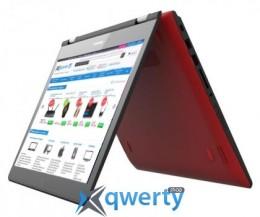 Lenovo YOGA 500-14ISK (80R500DPPB) - SSD 240GB Red and Black