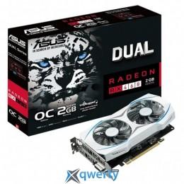 ASUS RADEON RX 460 2048MB DUAL OC (DUAL-RX460-O2G)