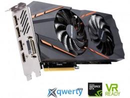 Gigabyte PCI-Ex GeForce GTX 1060 G1 Gaming 3072MB GDDR5 (192bit) (1594/8008) (DVI, HDMI, 3 x DisplayPort) (GV-N1060G1 GAMING-3GD) купить в Одессе