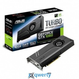ASUS GEFORCE GTX1060 6144MB TURBO (TURBO-GTX1060-6G)