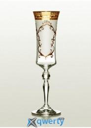 Grace набор бокалов для шампанского (Arabesque золото) 2 шт.