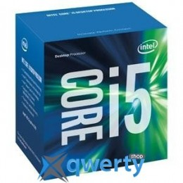 Intel Core i5-7500 3.4GHz/8GT/s/6MB (BX80677I57500)