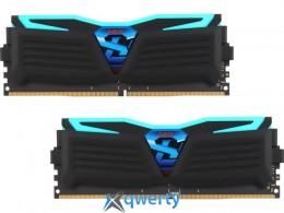 GeIL SUPER LUCE 16GB (2 x 8GB) DDR4-3000 (GLB416GB3000C15ADC)