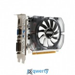 MSI GeForce GT730 1GB DDR3 OC (N730K-1GD3/OCV2)