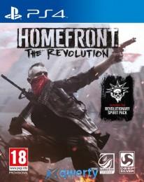 Homefront PS4 (русская версия)