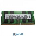SO-DIMM 16GB/2400 DDR4 Hynix (HMA82GS6AFR8N-UHN0)
