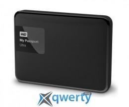 WD My Passport Ultra 1,5TB черный USB 3.0(WDBBKD0015BBK-EESN)
