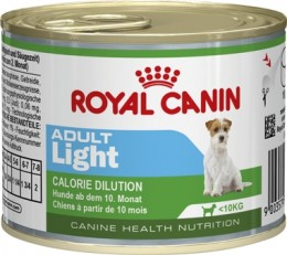 Royal Canin Adult Light Canine 0,195 кг