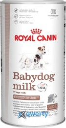 Royal Canin Babydog milk заменитель молока 0,4 кг купить в Одессе