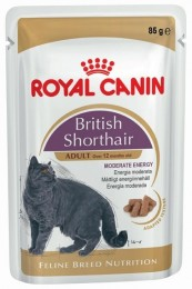 Royal Canin British Shorthair в соусе