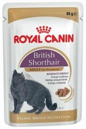 Royal Canin British Shorthair в соусе