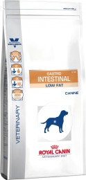 Royal Canin Gastro Intestinal Low Fat Canine сухой 12 кг