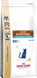Royal Canin Gastro Intestinal Moderate Calorie Feline сухой 0,4 кг