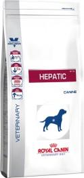 Royal Canin Hepatic Canine сухой 1,5 кг