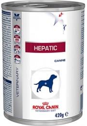 Royal Canin Hepatic Canine влажный 0,42 кг