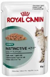 Royal Canin Instinctive +7 в соусе