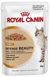 Royal Canin Intense Beauty в соусе