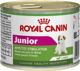 Royal Canin Junior Canine 0,195 кг