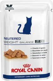 Royal Canin Neutered Weight Balance Feline влажный