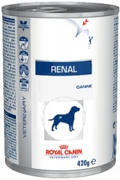 Royal Canin Renal Canine влажный 0,41 кг