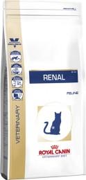 Royal Canin Renal Feline сухой 4 кг