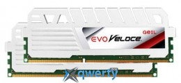 Geil EVO VELOCE Heatsink 2x4Gb DDR3 1600Mhz (GEW38Gb1600C11DC)