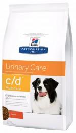 Hills PD Canine C/D 2 кг